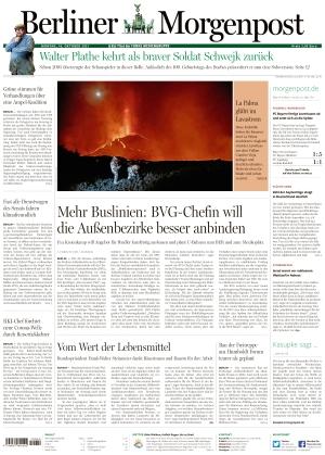 Berliner Morgenpost (18.10.2021)