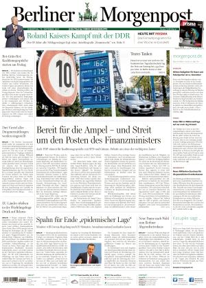 Berliner Morgenpost (19.10.2021)