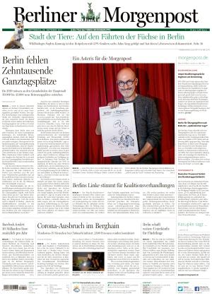 Berliner Morgenpost (20.10.2021)