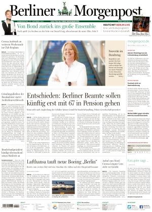 Berliner Morgenpost (21.10.2021)