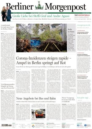 Berliner Morgenpost (22.10.2021)
