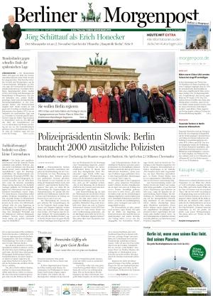 Berliner Morgenpost (23.10.2021)