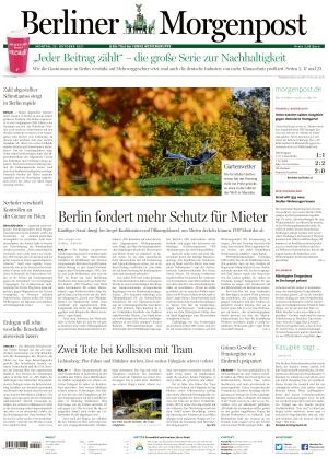Berliner Morgenpost (25.10.2021)