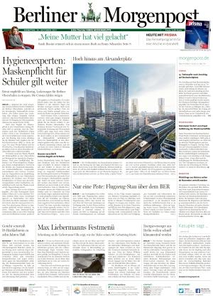 Berliner Morgenpost (26.10.2021)