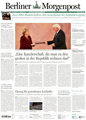 Berliner Morgenpost (27.10.2021)