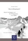 Vergrößerte Darstellung Cover: Was ist Metaphysik?. Externe Website (neues Fenster)