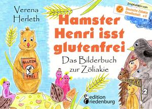 Hamster Henri isst glutenfrei