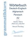Wörterbuch Deutsch-Englisch-Afghanisch-Persisch A2