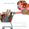 Vergrößerte Darstellung Cover: Verliebt sein ist wie hungrig einkaufen gehen oder Liebe ist wie Chilli con Carne. Externe Website (neues Fenster)