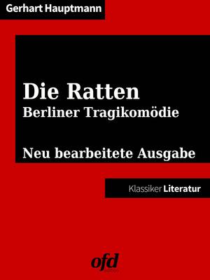 ¬Die¬ Ratten
