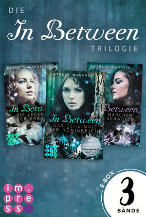 "Alle Bände der ""In Between""-Trilogie in einer E-Box!"