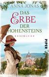 Vergrößerte Darstellung Cover: Das Erbe der Hohensteins. Externe Website (neues Fenster)