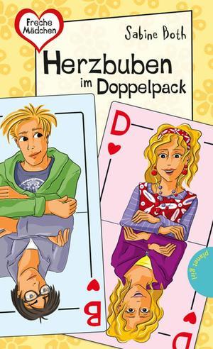 Herzbuben im Doppelpack, aus der Reihe Freche Mädchen - freche Bücher!