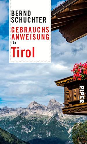 Gebrauchsanweisung für Tirol