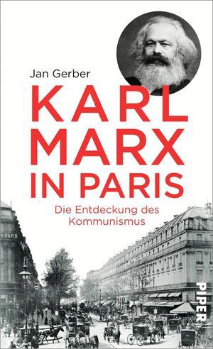 Karl Marx in Paris