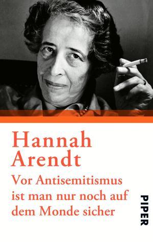 Vor Antisemitismus ist man nur noch auf dem Monde sicher