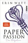 Vergrößerte Darstellung Cover: Paper Passion. Externe Website (neues Fenster)