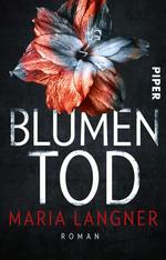 Cover des Buches Blumentod