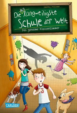 Die unlangweiligste Schule der Welt 2: Das geheime Klassenzimmer