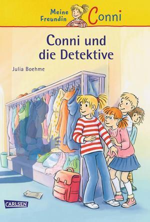 Conni-Erzählbände, Band 18: Conni und die Detektive