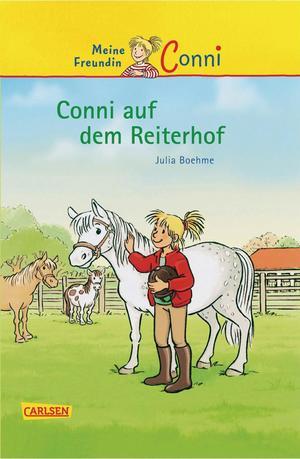 Conni-Erzählbände, Band 1: Conni auf dem Reiterhof