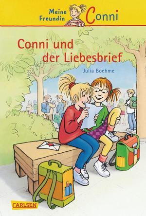 Conni-Erzählbände, Band 2: Conni und der Liebesbrief