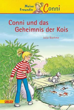 Conni-Erzählbände, Band 8: Conni und das Geheimnis der Kois