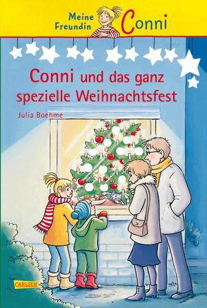 Conni-Erzählbände, Band 10: Conni und das ganz spezielle Weihnachtsfest