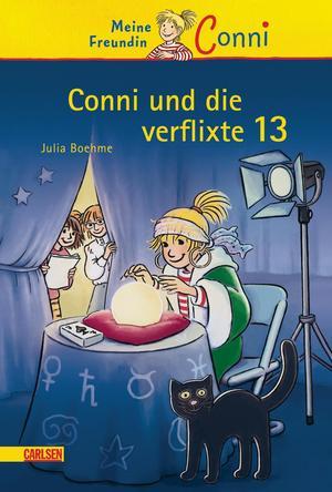 Conni-Erzählbände, Band 13: Conni und die verflixte 13