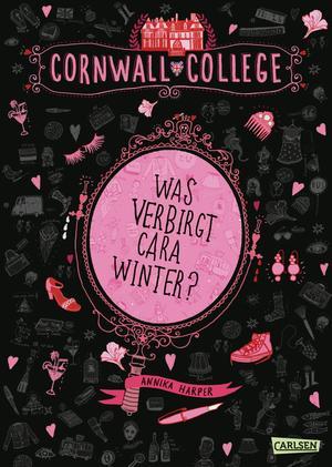 Cornwall College, Band 1: Was verbirgt Cara Winter?