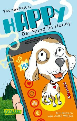 hAPPy - Der Hund im Handy