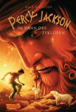 Percy Jackson - Im Bann des Zyklopen (Percy Jackson 2)
