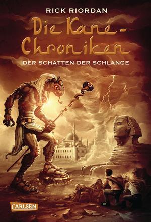 Die Kane-Chroniken, Band 3: Der Schatten der Schlange