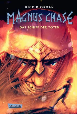 Magnus Chase 3: Das Schiff der Toten
