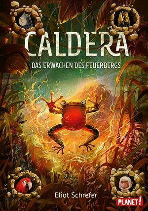 Caldera 3: Das Erwachen des Feuerbergs