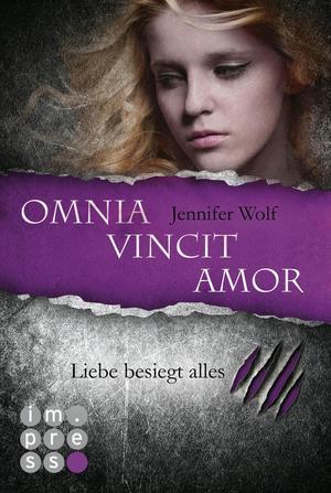 Die Sanguis-Trilogie, Band 3: Omnia vincit amor - Liebe besiegt alles