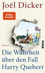 Cover des Buches Die Wahrheit über den Fall Harry Quebert