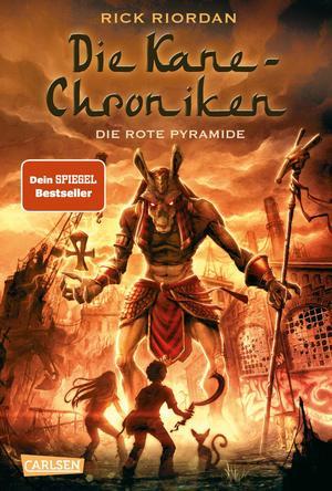Die Kane-Chroniken 1: Die rote Pyramide