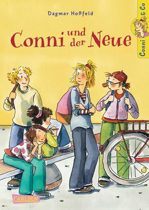 Conni & Co, Band 2: Conni und der Neue