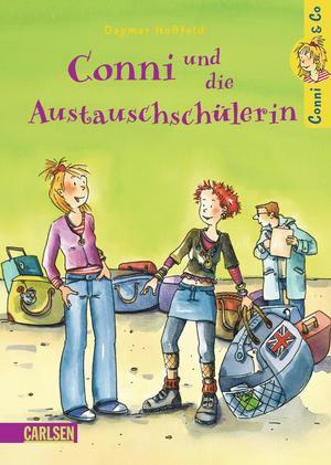 Conni & Co, Band 3: Conni und die Austauschschülerin
