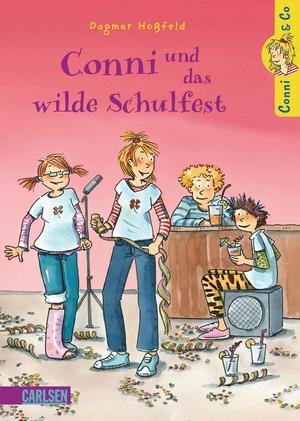 Conni & Co, Band 4: Conni, Anna und das wilde Schulfest
