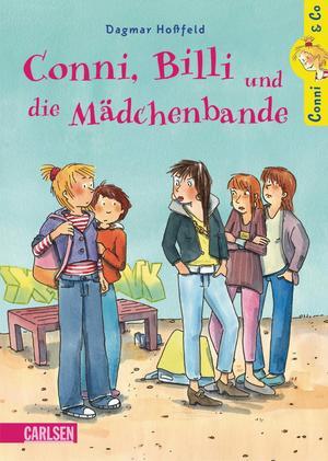 Conni & Co, Band 5: Conni, Billi und die Mädchenbande