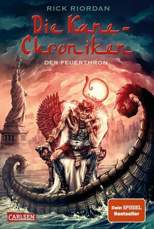 Die Kane-Chroniken, Band 2: Der Feuerthron