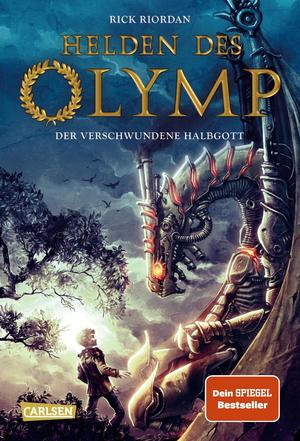 Helden des Olymp, Band 1: Der verschwundene Halbgott