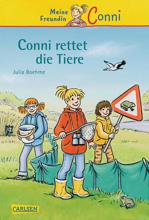 Conni-Erzählbände, Band 17: Conni rettet die Tiere