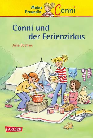 Conni-Erzählbände, Band 19: Conni und der Ferienzirkus