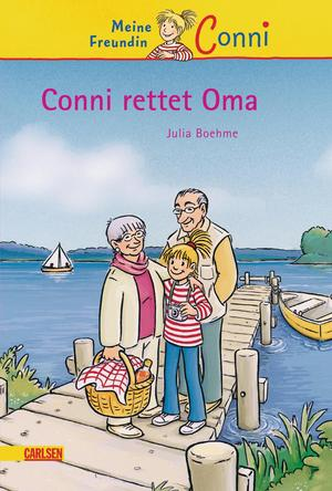 Conni-Erzählbände, Band 7: Conni rettet Oma