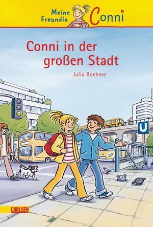 Conni-Erzählbände, Band 12: Conni in der großen Stadt