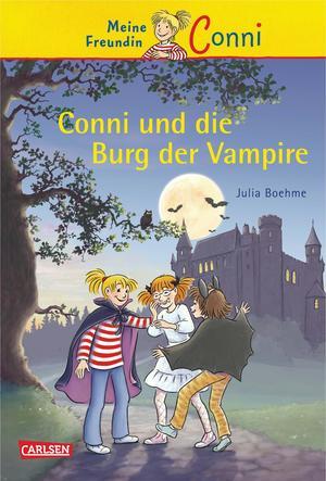 Conni-Erzählbände, Band 20: Conni und die Burg der Vampire