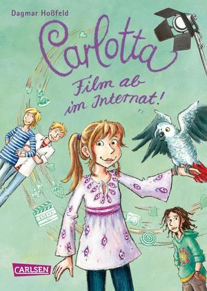 Carlotta, Band 3: Carlotta - Film ab im Internat!